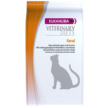 Eukanuba Veterinary Diets Renal for Cats, 1.5 kg