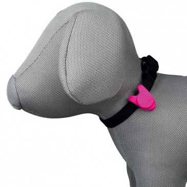 Safer Life Flasher for Dogs helkurripats, 8cm