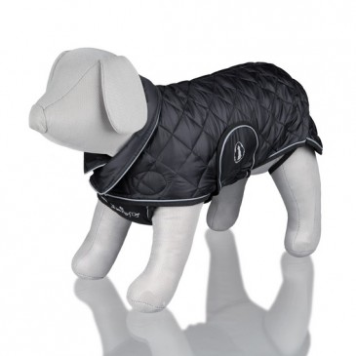 Mantel 'King of Dogs' M-50cm/50-67cm.black