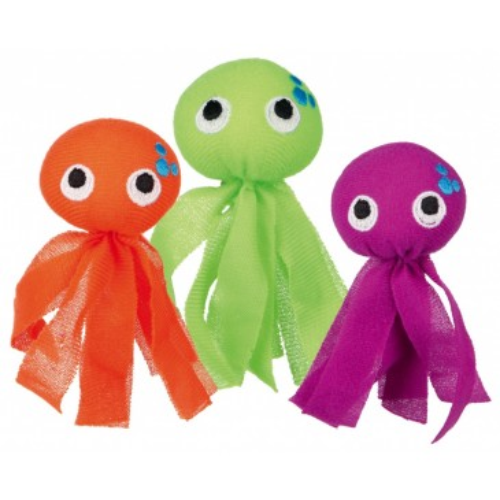 Kassi mänguasi Kaheksajalg 11cm