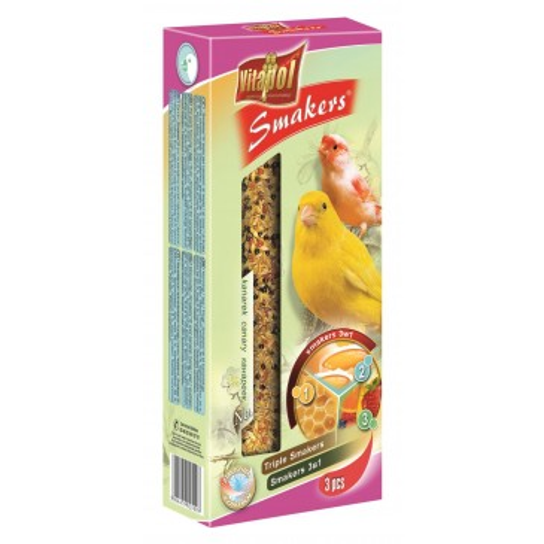 Maius kanaarilindudele Smaker 3in1