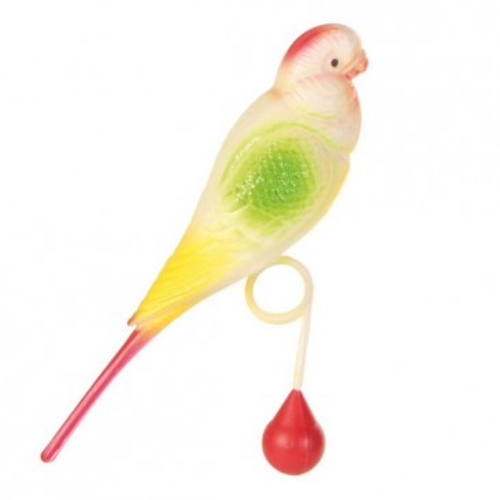 Mänguasi lindudele, linnuke, 15cm.