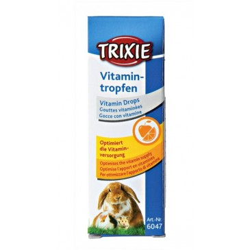Vitamin Tropfen, vitamiintilgad närilistele, 15ml.