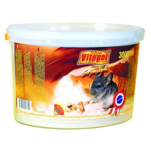 VITAPOL liiv tšintšiljale, 5.0kg/3l