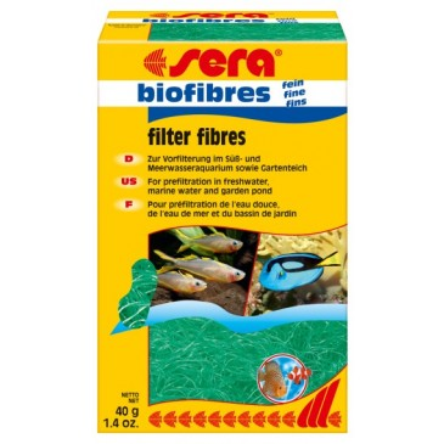 Sera Filtri elemt 'Biofibres' väike 40g.
