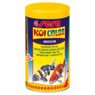 Sera 'Koi Color M' 1000ml.