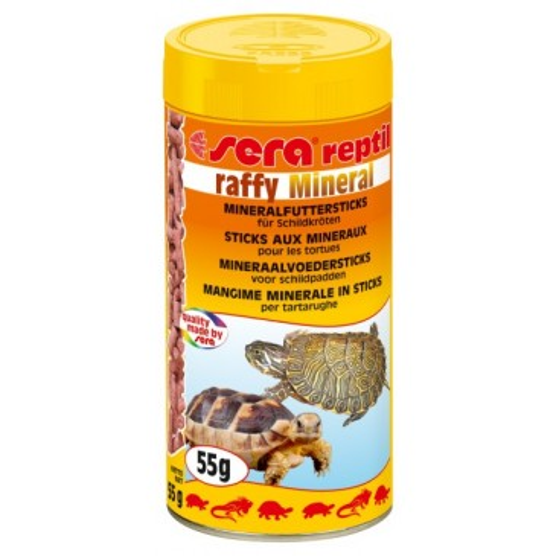 Raffy Mineral täiendsööt kilpkonnadele ja iguanadele, 250ml