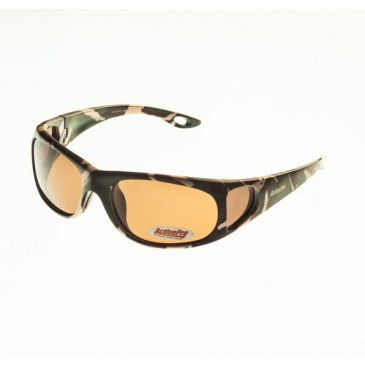 Prillid Fishing 6057-05 brown/green camouflage