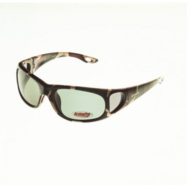 Prillid Fishing 6057-06 grey/green camouflage