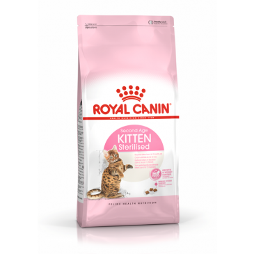 Royal Canin KITTEN Sterilised 2.0kg