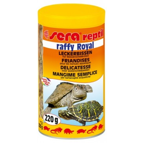 Raffy Royal vesikilpkonnade täiendsööt, 1000ml