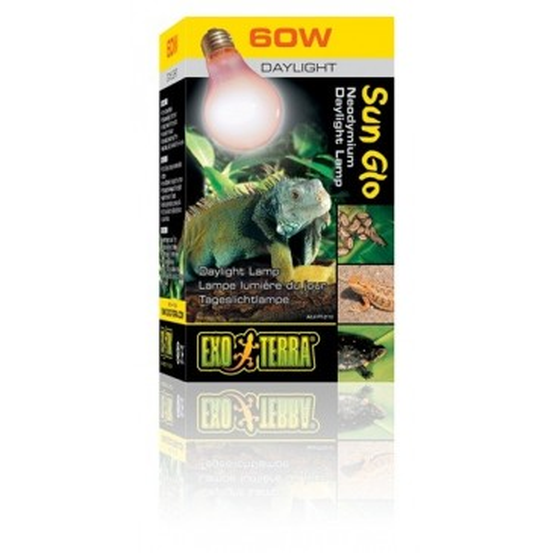 Soojenduslamp Sun Glo Exo Terra Sun Glo Daytime Heat Lamp A19, 60W