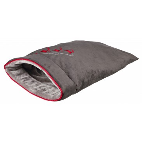 Magamiskoht Noel xmas cuddly bag 60x37cm anthracite