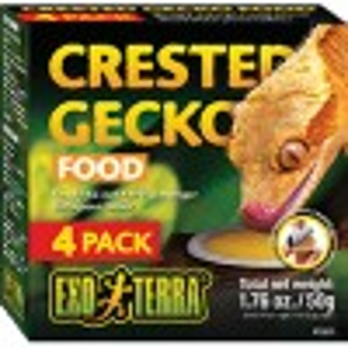EXO-TERRA Crested Gecko Toit 4 tk.