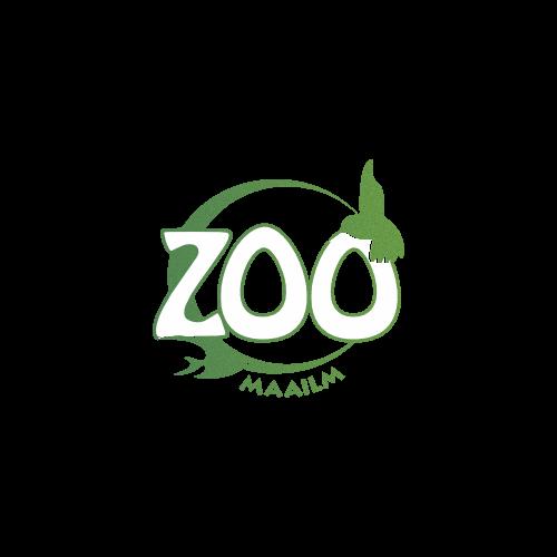 Kauss double Trendy dinner wildlife pink 2x350ml