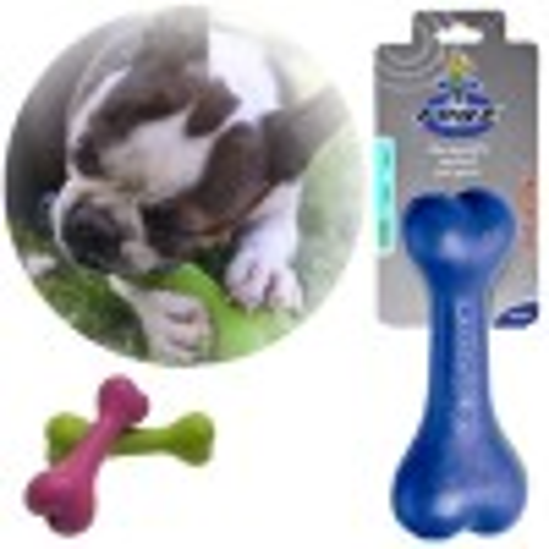 Koera mänguasi Rogz Da-Bone Pupz Medium erinevad