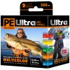 Braided cord Aqua PE Ultra Multicolor Jig Troll (20) 300m 0,40