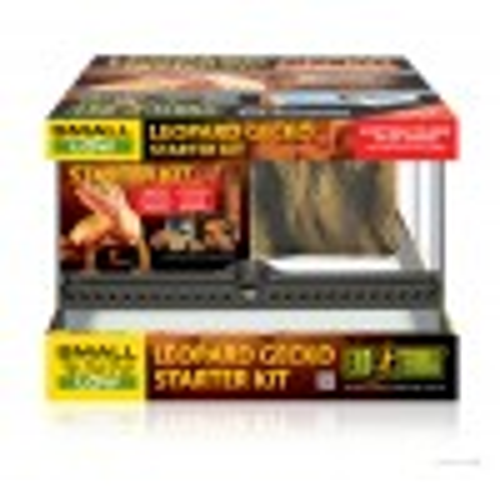 Stardikomplekt gekodele Exo Terra Leopard Gecko Starter Kit