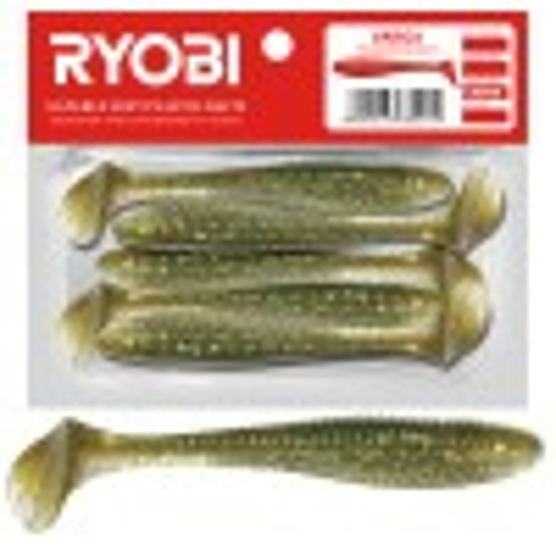 Silikoonlant söödav Ryobi Varga 50mm CN006 8tk
