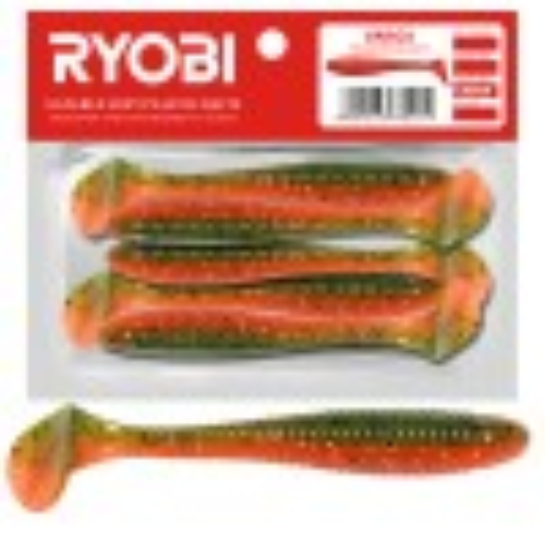 Silikoonlant söödav Ryobi Varga 50mm CN009 8tk