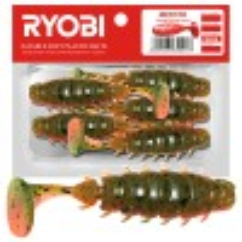 Silikoonlant söödav Ryobi Mefisto 48mm CN009 5tk