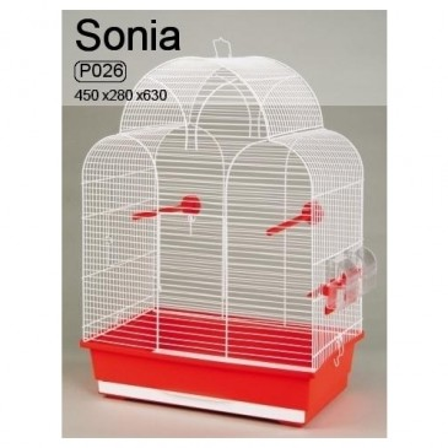 Клетка для птиц 'SONIA О.С.' P025