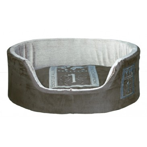 Лежак Best of all Breeds, темно-серый/светло-серый (55*45 cm)