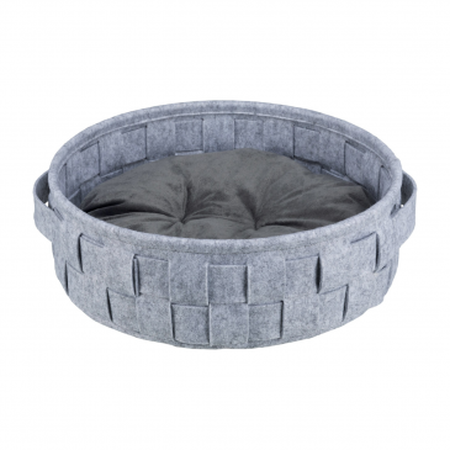 Лежак Trixie Lennie 45 см серый