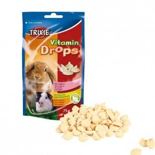 Vitmin-Drops, с йогуртом, 75г.