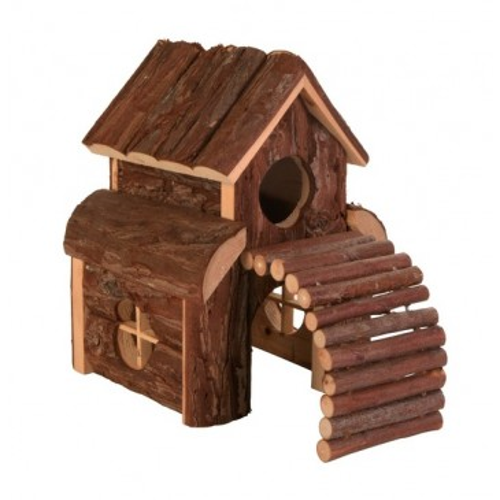 Finn, домик для грызунов, 13х20х20см.