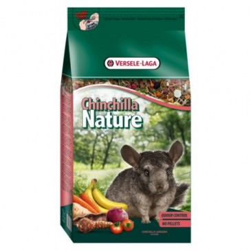 Корм для шиншилл Chinchilla Nature 750 г