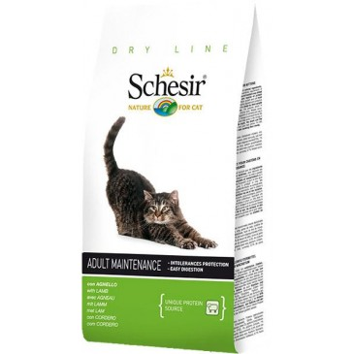 Сухой корм для кошек с ягненком, 1.5 кг.