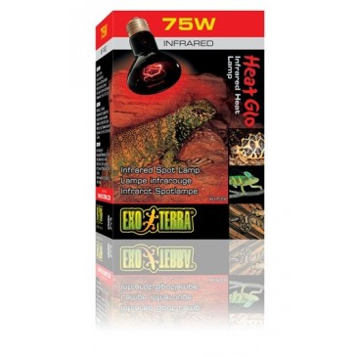Лампа для баскинга Exo Terra Infrared Basking Spot R20, 75Вт