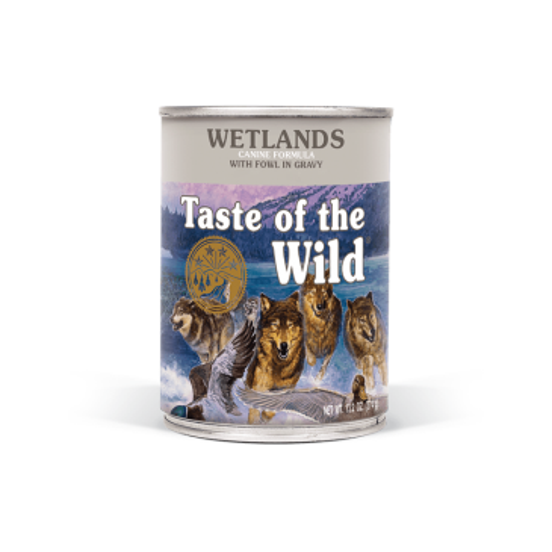 TOW мокрый корм Wetlands Canine Formula 390G
