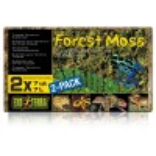 Мох Exo Terra Forest Moss, 2х7л