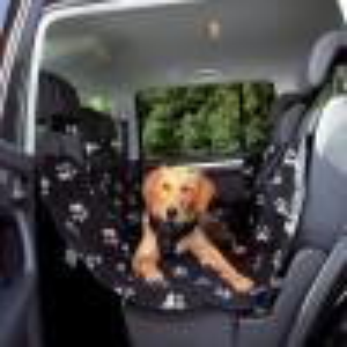 Автомобильная подстилка на сиденье для собак