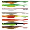 Силиконовая приманка SoftLure FreddieShad 12cm 5pcs Poison