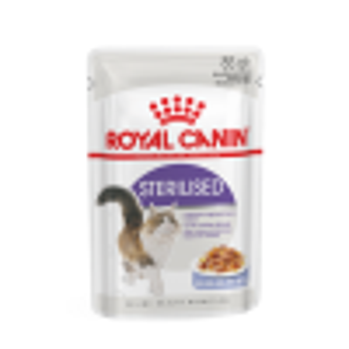 Royal Canin Wet Sterilised Jelly 85g