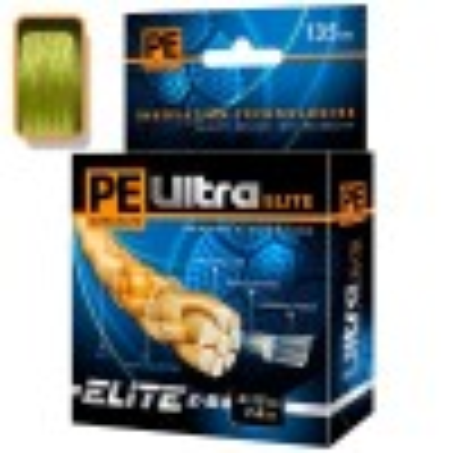 Шнур Aqua PE Ultra Elite Z-8 0,12 135m